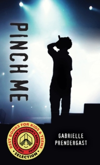 Pinch Me Cover REV - medal
