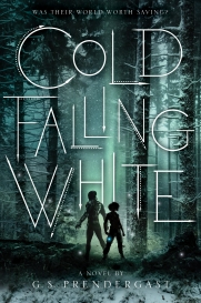 COLD FALLING WHITE Cover